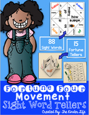 Sight Word Movement Games