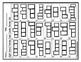 Sight Word Frames Task Cards: Primer Set
