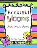 Sight Word Freebie: Beautiful Blooms