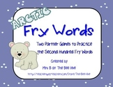 Arctic High Frequency Words second list 101-200