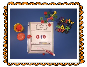 Sight Word Fun! Editable copies!