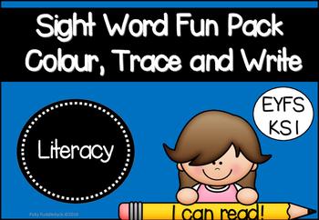 Sight Word Fun Pack