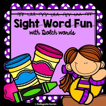 Sight Word Fun with Dolch Words