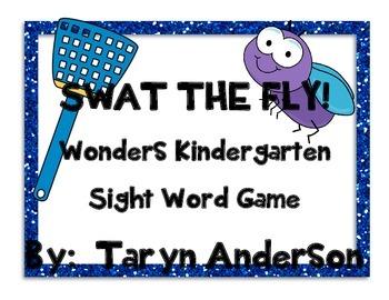Sight Word Fluency