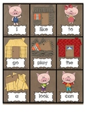 Sight Word Game-3 Pigs-Huff & Puff