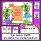 Sight Word Game - Dino Swipe {EDITABLE}