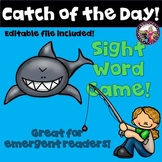 Sight Word Game! Emergent Readers!  Never-ending!
