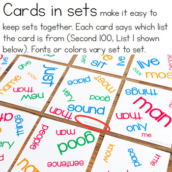 Sight Words Game FREE