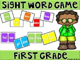 Sight Word Game: First Grade {Whole YEAR}