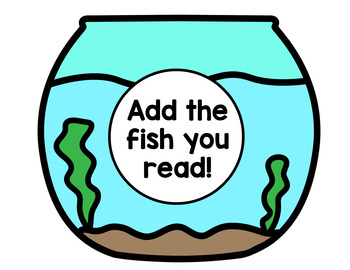 Sight Word Game - Fish Cards - Editable