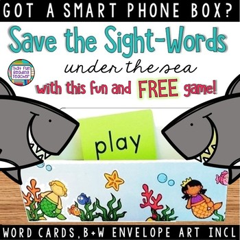 Sight Word Game - free!