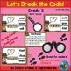 ESL Game: Let's Break the Code Bundle (Sight Words)