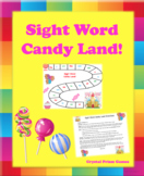 Sight Word Game: Candy Land
