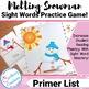 Sight Words Flashcards Game | Primer List