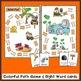 Sight Word Game: Safari FUN Path Game {EDITABLE}
