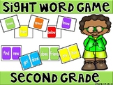 Sight Word Game: Second Grade {Whole YEAR}