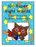 Sight Word Game-Top 100 Sight Words
