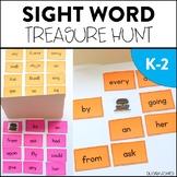 Sight Word Game: Treasure Hunt!