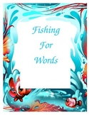 Sight Word Game (pre-primer words)