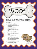Sight Word Game with 201 - 300 Fry Words