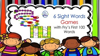 Sight Word Games 1