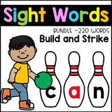 Sight Word Games 1st Grade - 220 Sight Words