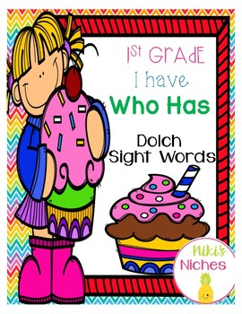 Sight Word Games 1st grade dolch