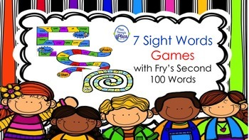 Sight Word Games 2