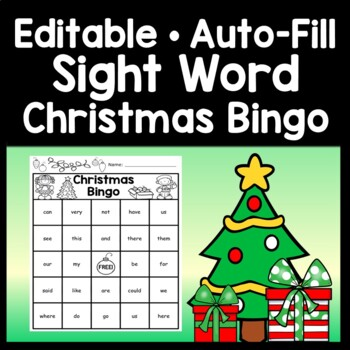 Sight Word Game {Scoot!}