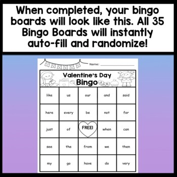 Sight Word Tic-Tac-Toe {3 Game Boards!}