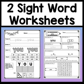Sight Word Board Game {Chutes and Ladders}