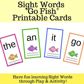 Sight Word Games & Activities Bundle