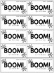 Sight Word Games: Boom and Go Fish