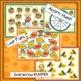 Sight Word Games -  Fall Theme Bumper {EDITABLE}