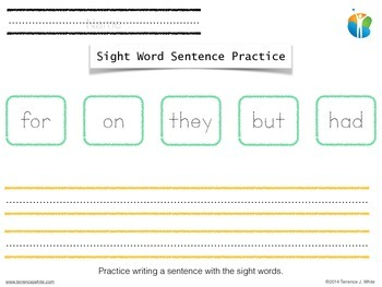 Sight Word Games, Practice, and Flashcards (discounted price)