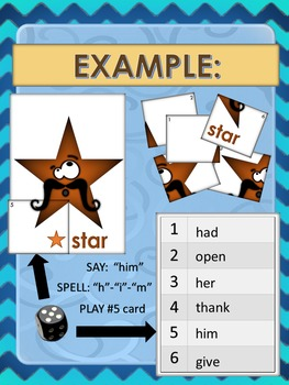 Sight Word Games - Shapes - Editable!