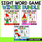 Sight Word Games-Winter Bundle