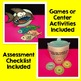 Sight Word Games and Center Activities Bundle (PreK-3rd Grade Dolch)