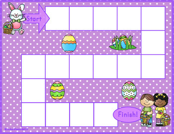 Sight Word Games for Easter