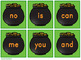 Sight Word Games for St. Patrick's Day