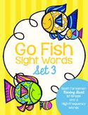 Sight Word Go Fish 1st Grade Set 3