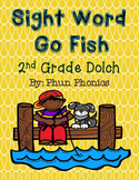 Sight Word Go Fish 2nd Grade