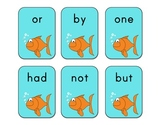 Sight Word Go Fish - First Grade