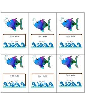 Sight Word Go Fish: Pre-Primer