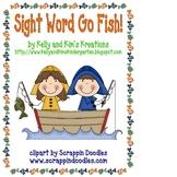 Sight Word Go Fish! Reading Center