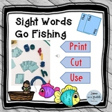 Sight Word Go Fish Game  Best layout ever!