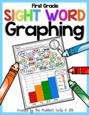 Sight Word Graphing 1st Grade