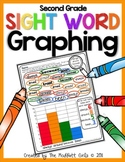 Sight Word Graphing 2nd Grade