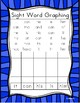 Sight Word Graphing #3
