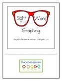 McGraw Hill Wonders kindergarten Sight Word Graphing